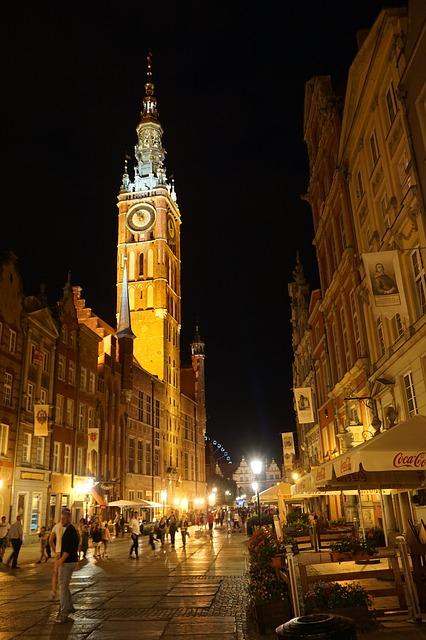obraz Gdańska