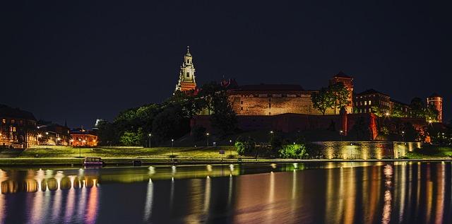 obrazy Krakowa na płótnie