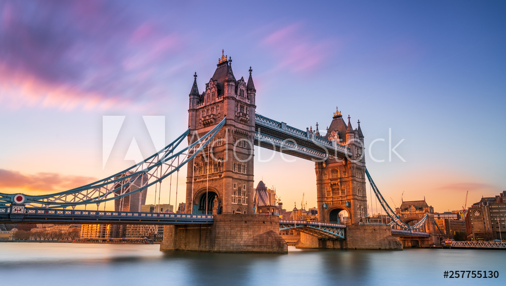 Fotoobrazy Tower Bridge