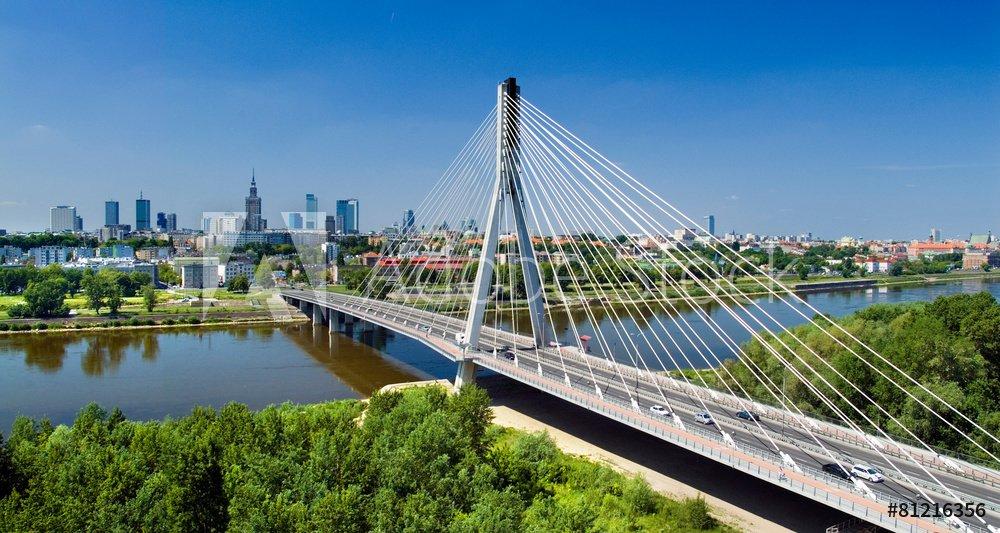 Most Świętokrzyski - Warszawa
